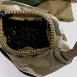 Tab Gear Zipper Pouch Rear Bag