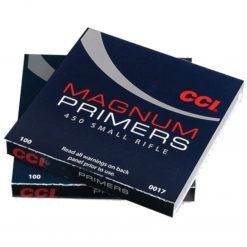 CCI No. 450 Magnum Small Rifle Primers