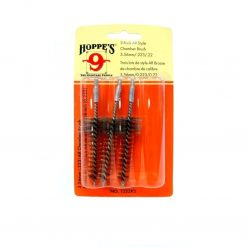 Hoppe's 3-pack Chamber Brush .223/.22