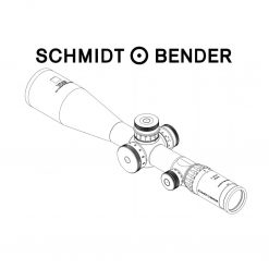 Schmidt and Bender 5-25x56 PMII MTC