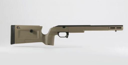 KRG Bravo Chassis FDE